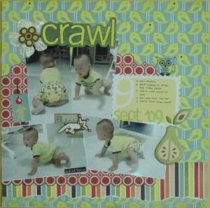 9 Months - Crawl